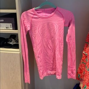 Lululemon Swifts Long Sleeve